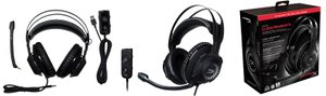 Гарнітура HyperX Cloud Revolver S Gaming Headset Dolby Surround 7.1 (HX-HSCRS-GM/EE)