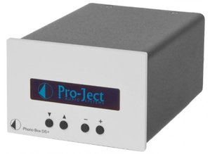 Pro-Ject Phono Box DS+ Silver