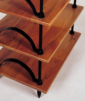 Salamander Archetype Arched Bookends Set of 4