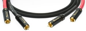 Silent Wire NF 7 Cinch Audio Cable RCA 0.6m