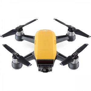 Квадрокоптер DJI Spark Fly More Combo Sunrise Yellow