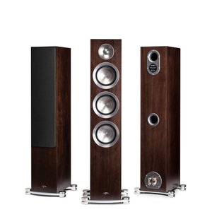 Paradigm Prestige 75F Satin Walnut