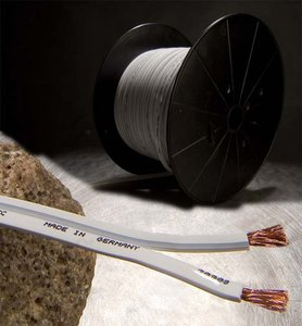 Silent Wire Platinum LS2, 2 x 2,5 mm2 1m